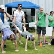 Wheelbarrow relay at YCPD Field Day 2016