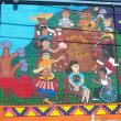 Una Mesa Para Restoration street mural San Antonio