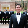 Houston, Chita Johnson wedding, June 2016, the groom and his wedding party