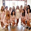 Houston, Chita Johnson wedding, June 2016, bridal party
