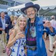 Umlauf Sculpture Garden and Museum Garden Party 2016 Leah Lee Bill Worrell