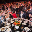 Mack Jack and McConaughey 2016 Gala live auction bidders