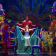 Melvin Abston and Alison Woods in The Little Mermaid