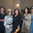 Boots and Bling Carolyn Alexander, Cora Robinson, Dana Davis, Cara Wright and Vonda Mays