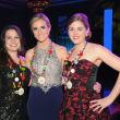 Knights of Momus Ball, Feb. 2016, Meagan O'Malley, Sara Maslonka, Hannah Wiley