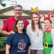 News, Mission of Yahweh Christmas, Dec. 2015,  Lewis & Lara Gamboa, Becca, Megan