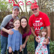 News, Mission of Yahweh Christmas, Dec. 2015, David Kennedy, Amelia Kennedy, Samantha Kennedy, Mr. Kennedy, Annabelle Kennedy
