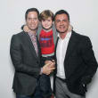 Define Body and Mind holiday soiree Henry Richardson, Cameron Taghdisi, Monsour Taghdisi