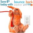 Bounce Back energy savings