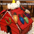 Gingerbread dog house Main Kitchen