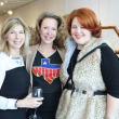 Terri Roth, Tammy Lahourcade Collins, Cara Crafton at Miles David fashion show