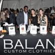News, Shelby, Balani Opening, Nov. 2015, Melvin Johnson, Rachel Castillo and Kara Denney Burke