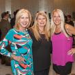 Beth Benson, Paula Lowe, Lisa Bunch at Heart of Fashion kickoff party