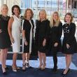Laura Dern event Angie Hollaway, Julie Oliver, June Christensen, Karen Turner Smith, Kimberly Miller, Amy Miller