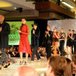 Houston, Vogue Simon Fashion Show, September 2015, models