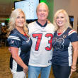 Fantasy Football draft 2015 Vicki and Bill Lehner, Karen DeGeurin