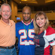 Fantasy Football draft 2015 Thomas Roberts, Donovan Greer, Cyndy Garza Roberts