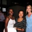 Houston, Friends of Depelchin Back to School Happy Hour, August 2015, Tahesha Yearby, Min Kang, Emmelie Kopp