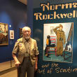 Jim Buckley, docent at National Scouting Museum