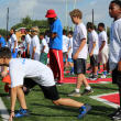DJ Hayden Football Camp 2015 kids