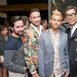 Houston, Stag Provisions opening party, June 2015, Tarek Bjeirmi, Javier Rodriguez, Taylor Hudgins, Ceron