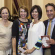 News, Shelby, Eye Care for Kids, June 2015, Holly Horton-Smith, Susan Schmaeling, Andrea and Don Aubin