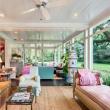 Houston, real estate, August 2017, George R. Brown's River Oaks Mansion, 3363 Inwood Dr, living room