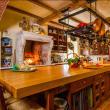 Mandola's estate in Austin kitchen