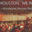 Harvey relief fund for musicians