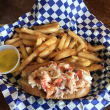 Cape Cod Cafe Express lobster roll