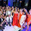 Halo House gala staff and friends