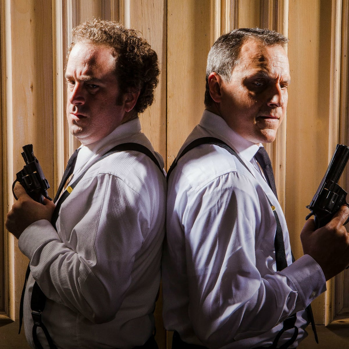 Kitchen Dog Theater presents The Dumb Waiter