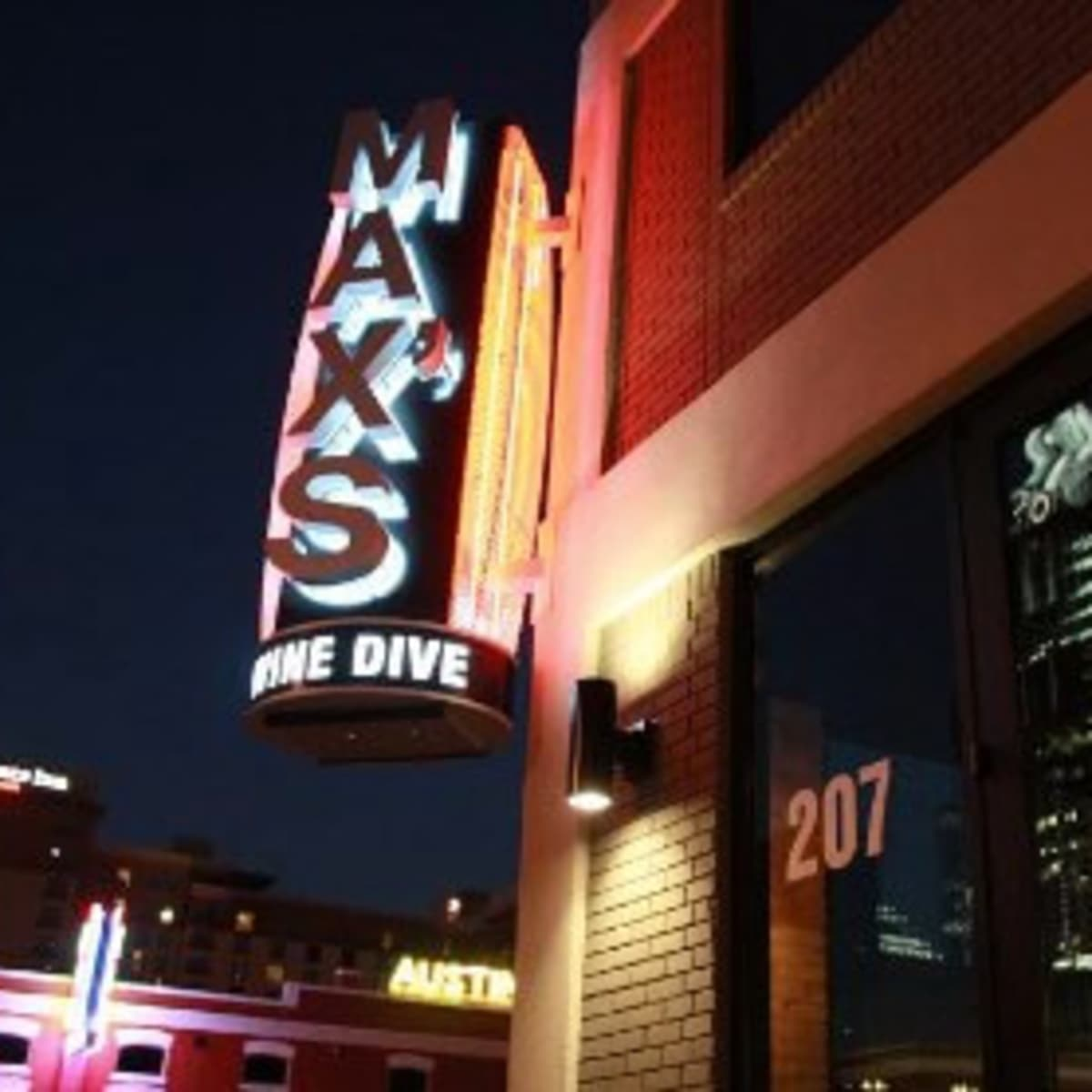 Austin photo: Places_Food_Max's Wine Dive_Exterior