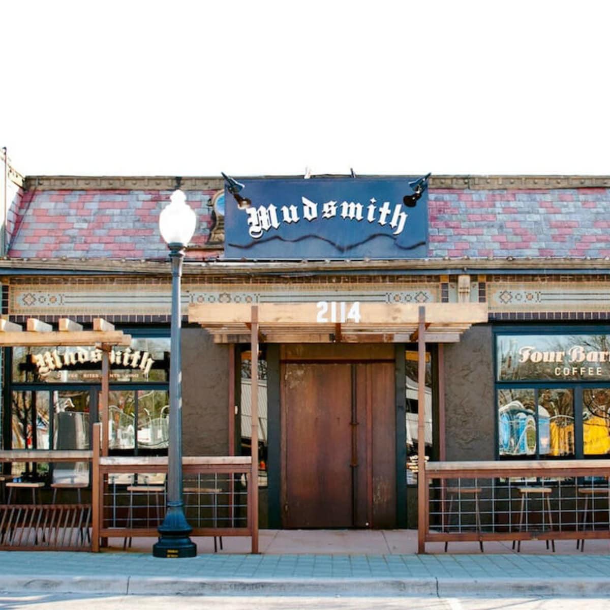 Mudsmith coffee shop in Dallas