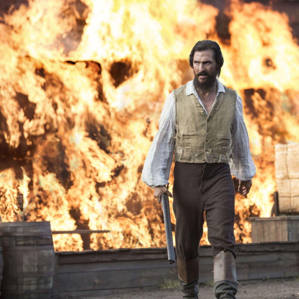 Matthew McConaughey in Free State of Jones