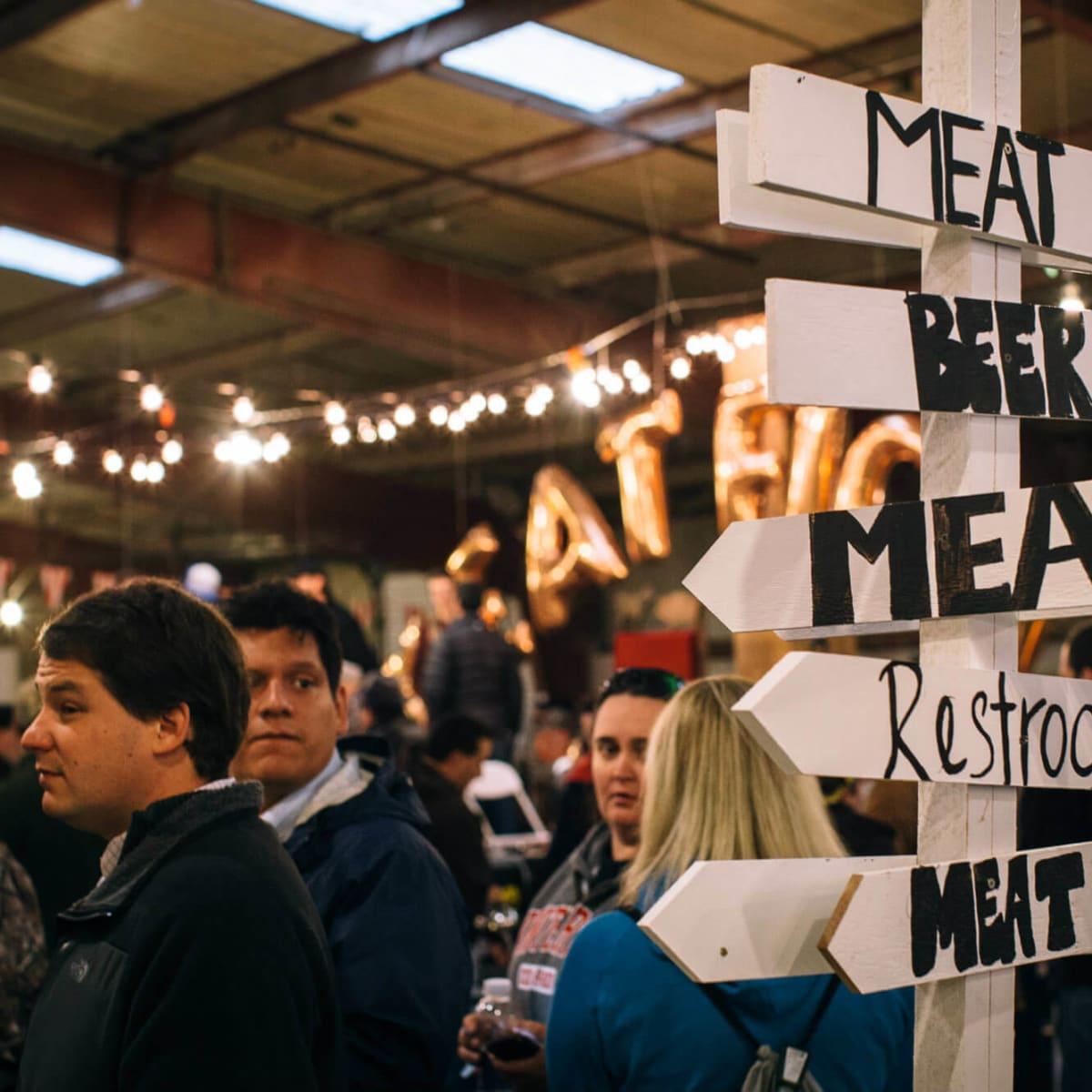 Meat Fight 2014