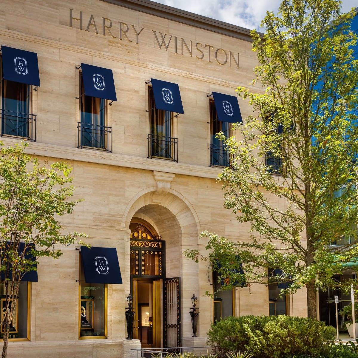 Harry Winston Houston July 2016