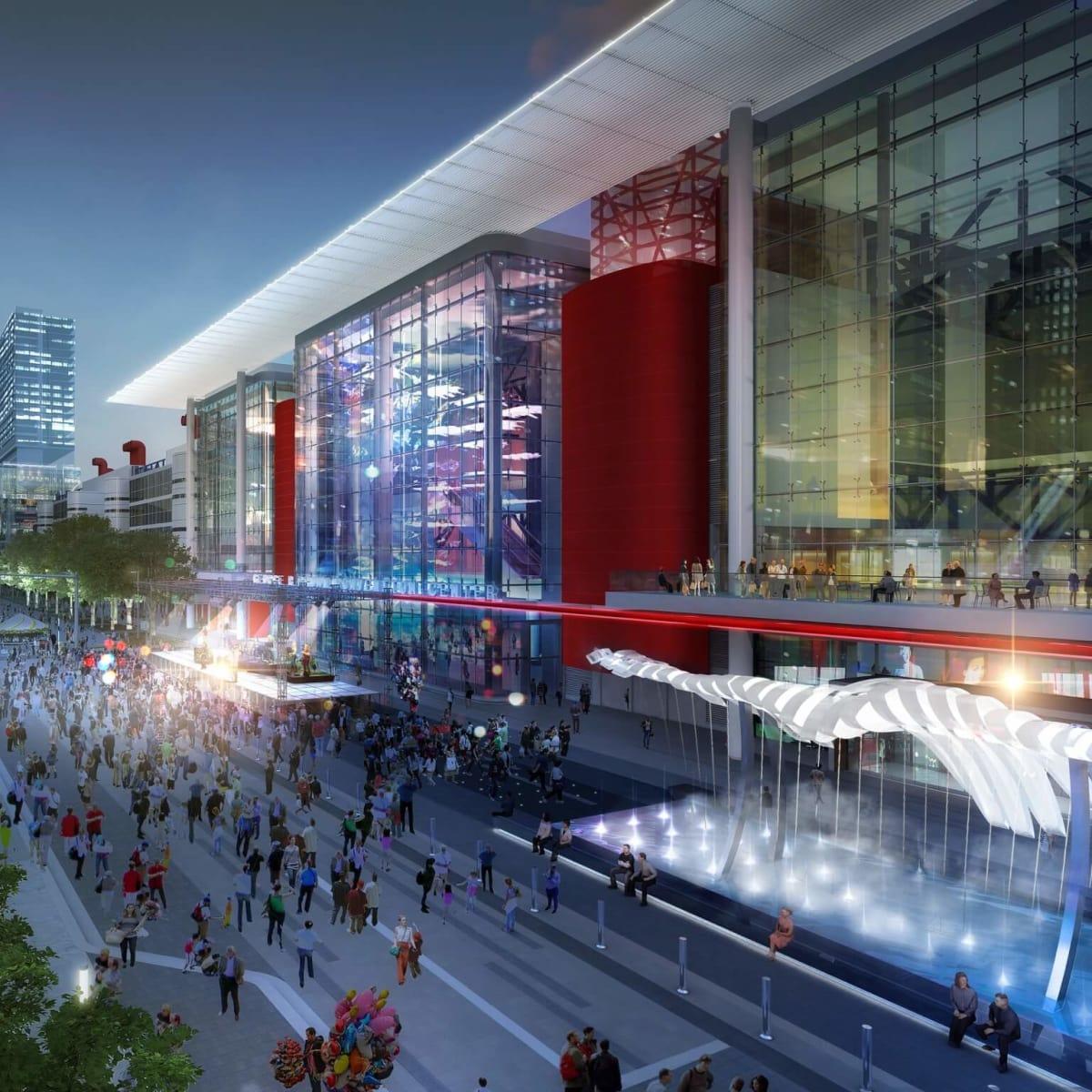 Avenida Houston rendering
