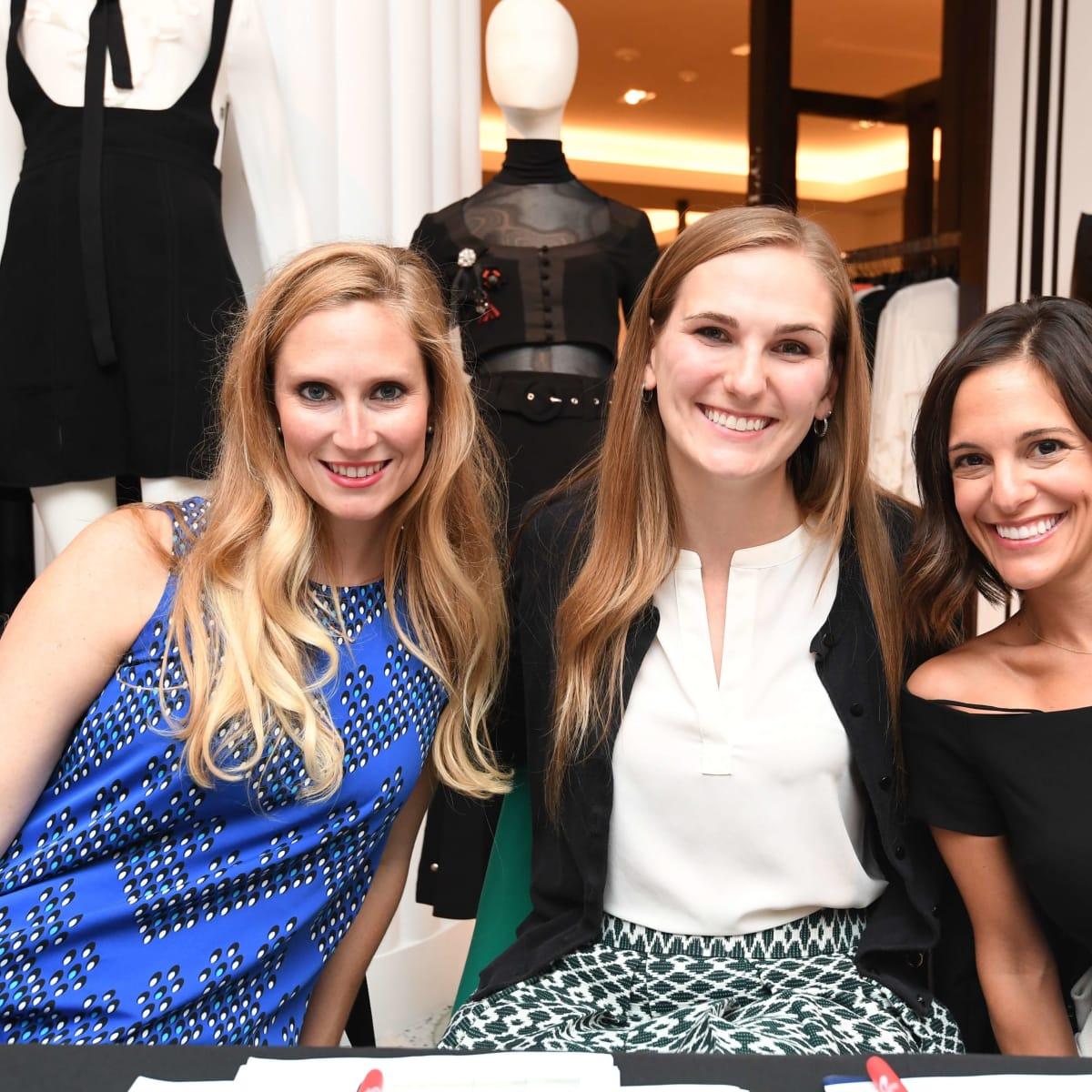 Women of Wardrobe, Aug. 2016, Elizabeth Doughtie, Jordan Lewis, Allie Danziger