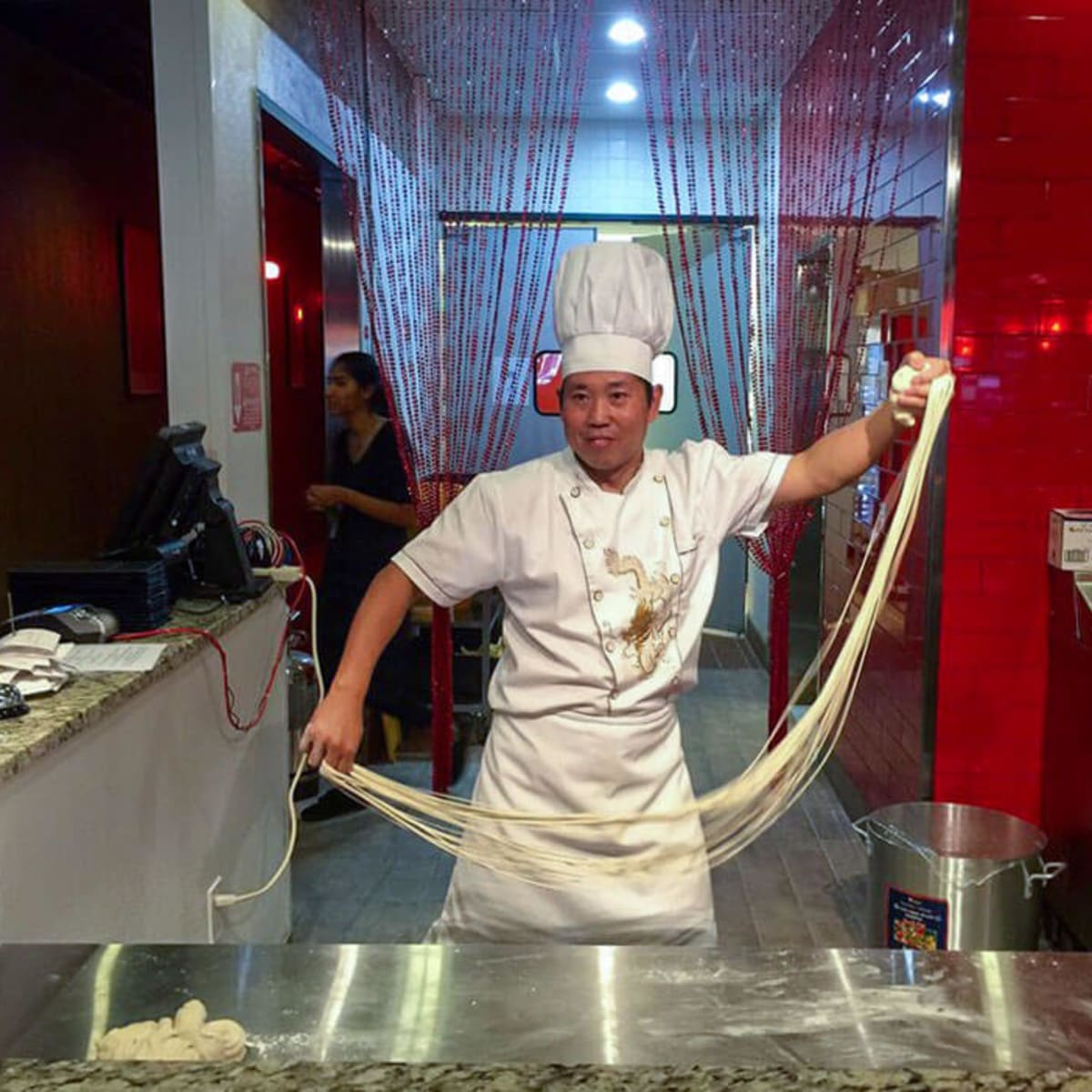 Charlie Zhang, Imperial Noodle