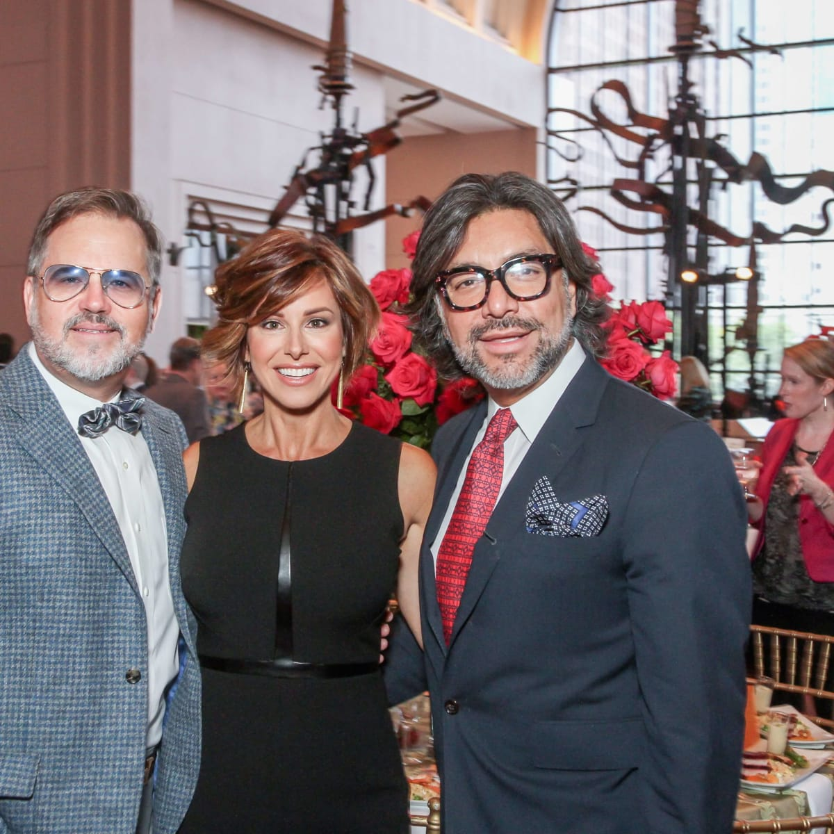 Legacy Luncheon, 9/16, Todd Fiscus, Dominique Sachse, Ceron