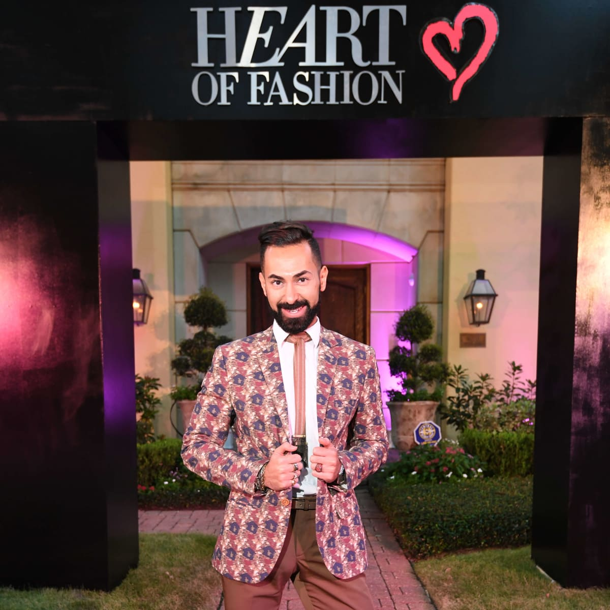Heart of Fashion Fady Armanious