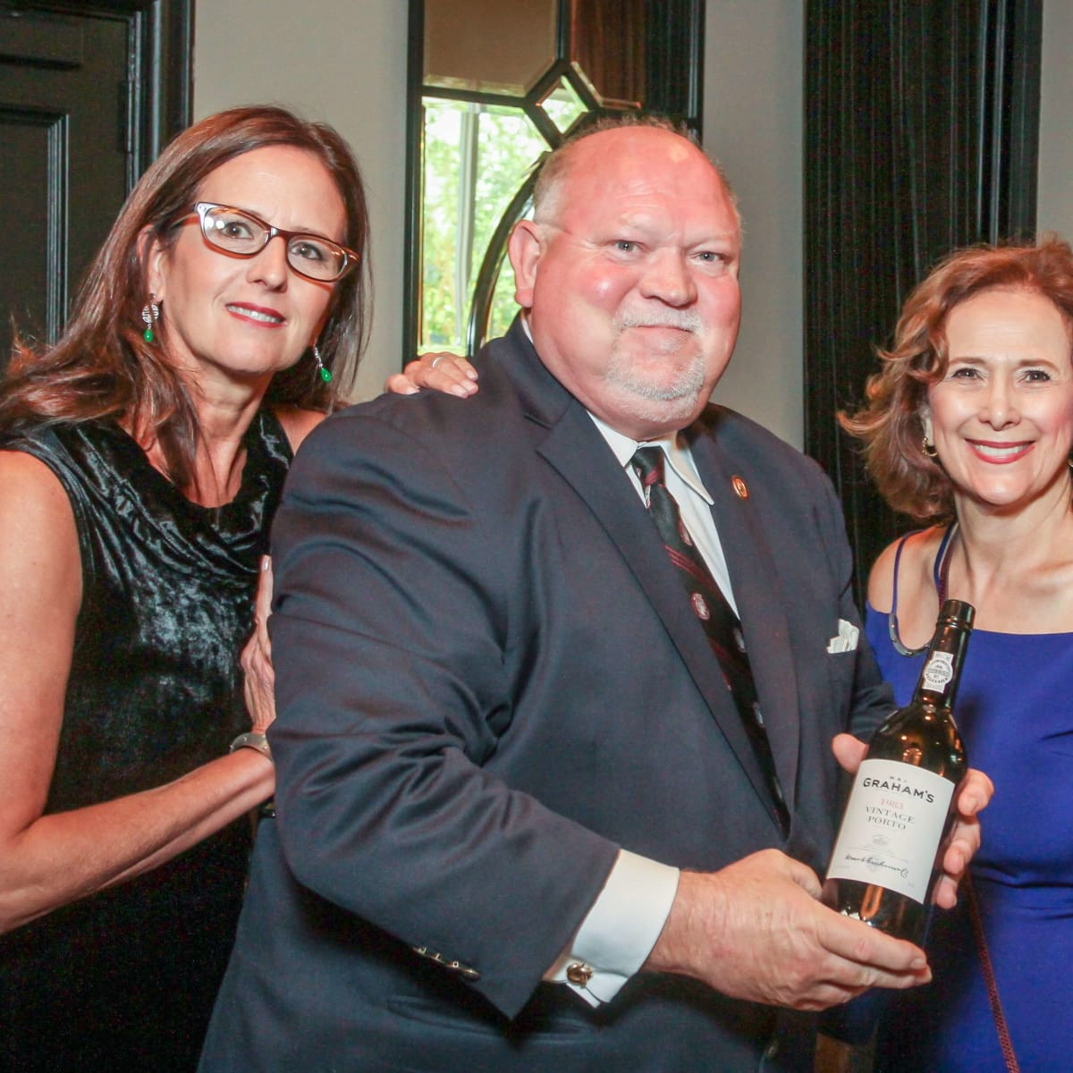 Best Cellars, 9/16 Stephanie Baird, Guy Stout, Franelle Rogers