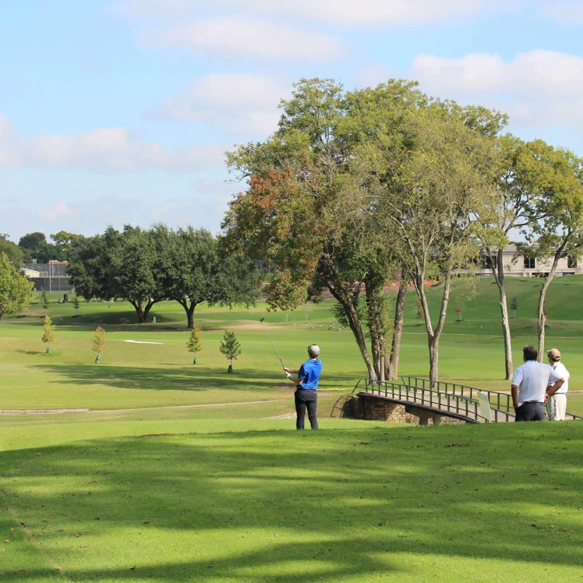YTAC Golf Tournament scenic