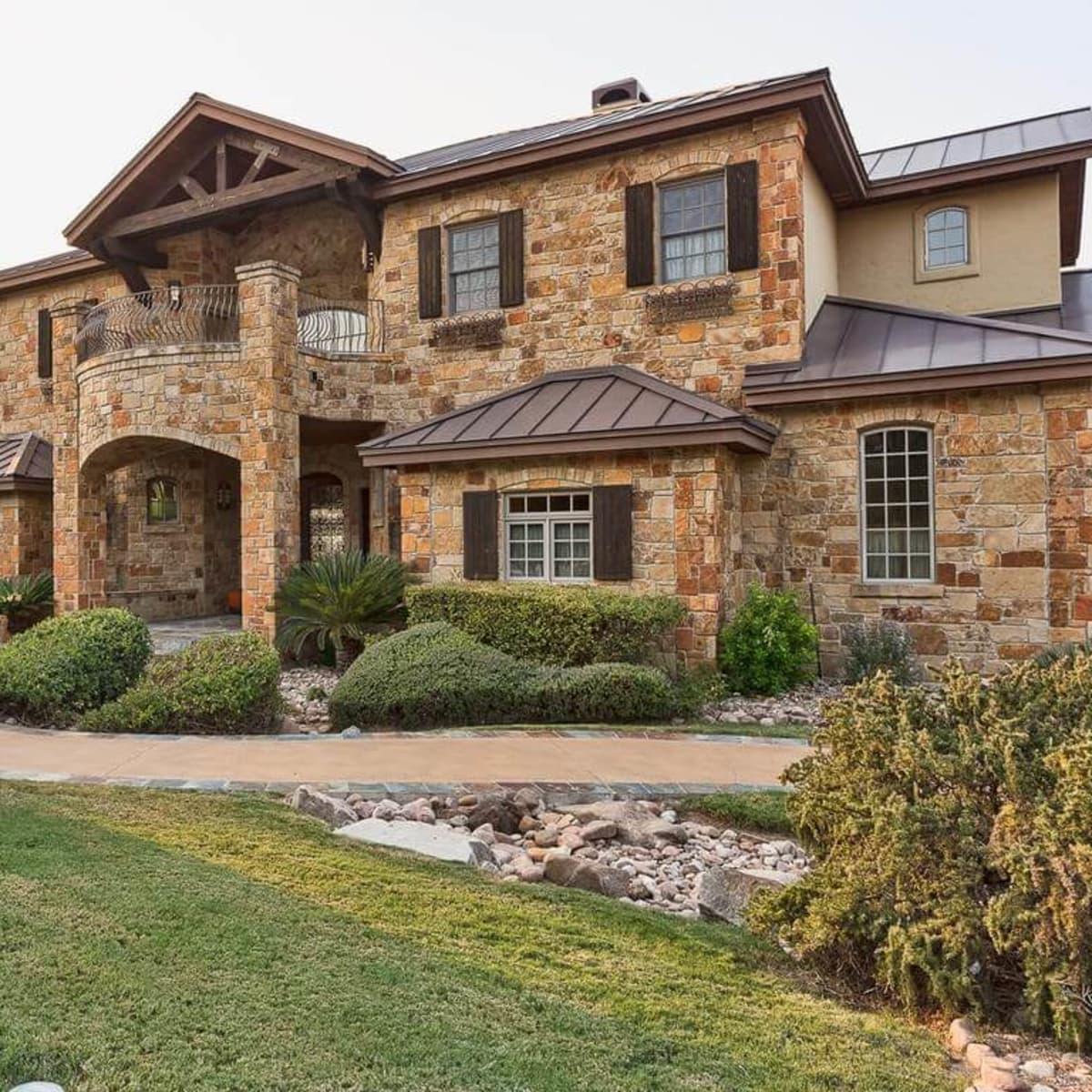 Austin home house 12006 Pleasant Panorama View 78738 Jeff Kent April 2016 front exterior