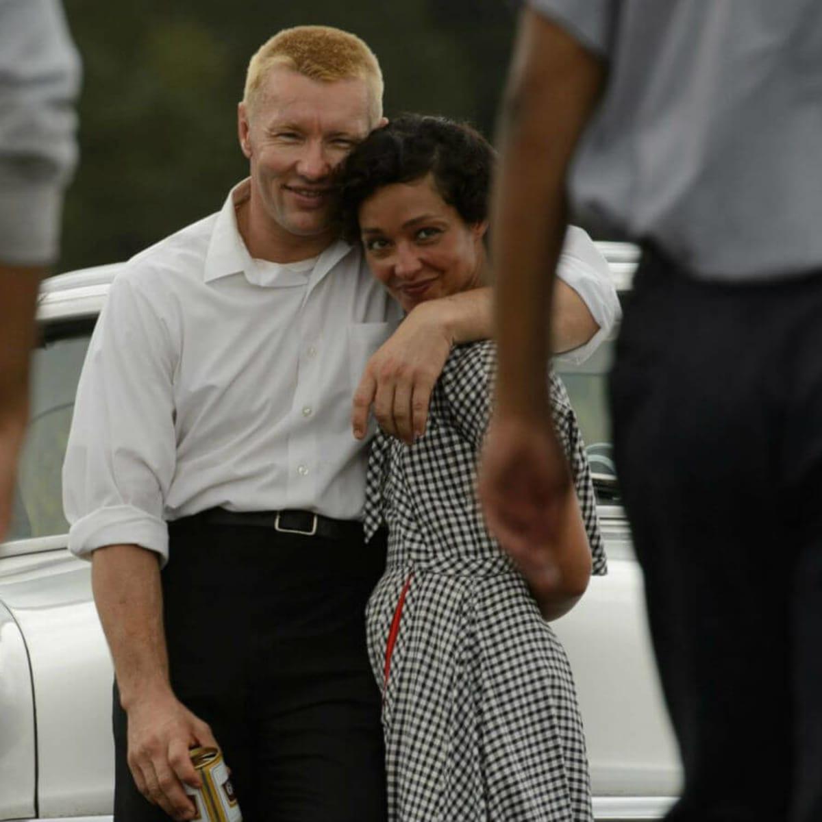Joel Edgerton and Ruth Negga in Loving