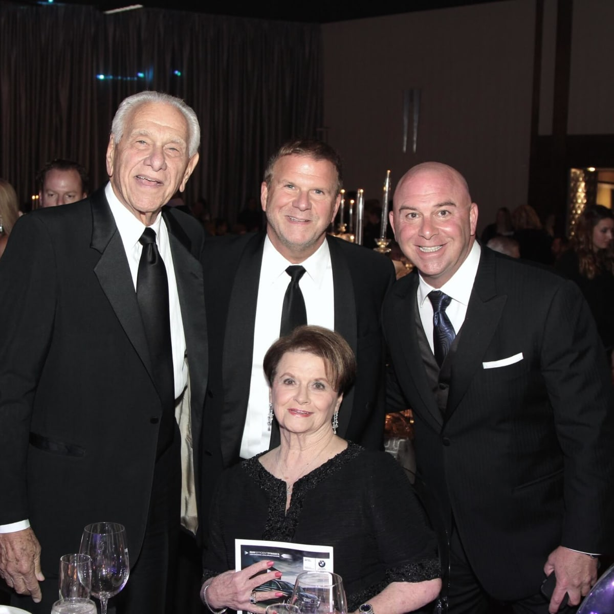 Houston Children's Charity 20th anniversary Vic Fertitta, Tilman Fertitta, Todd Fertitta, Joy Feritta