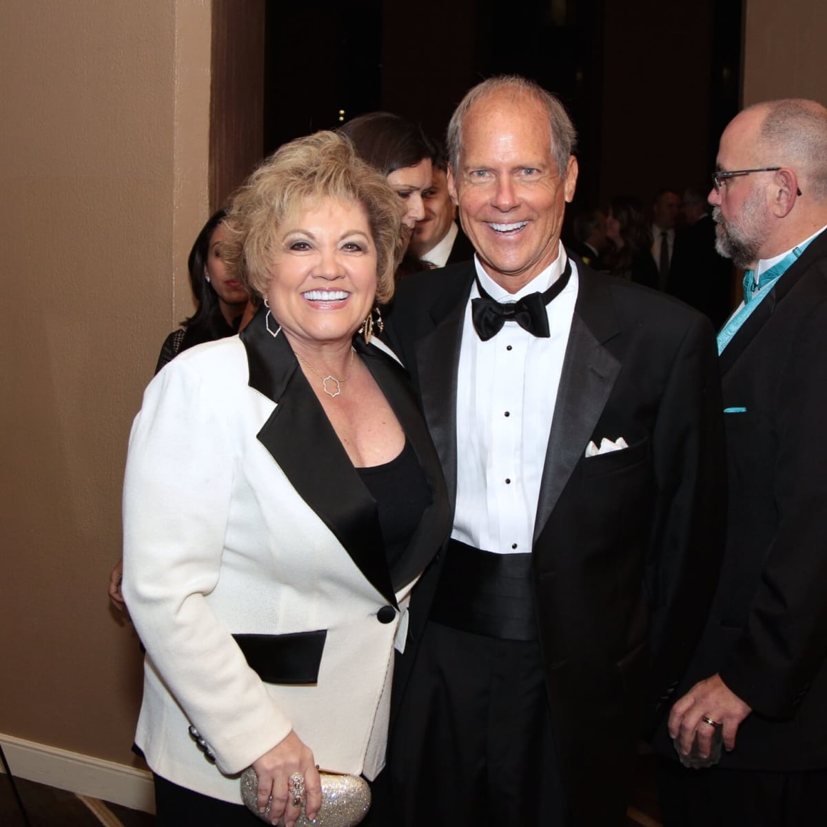 Houston Children's Charity 20th anniversary Edna Meyer-Nelson, Bill Whitehead