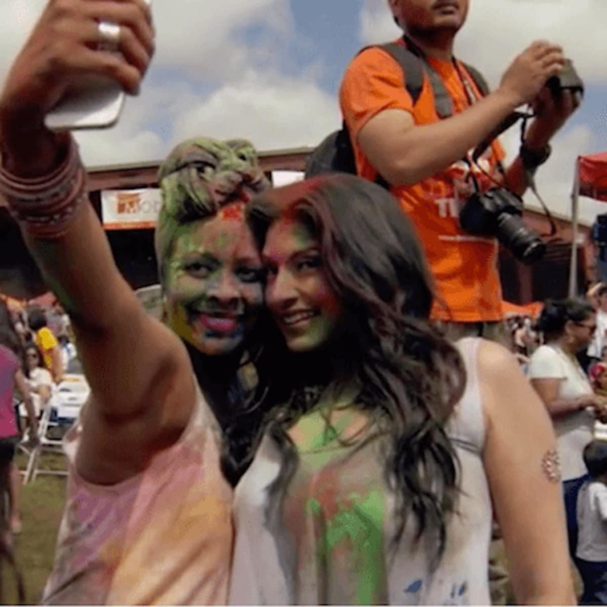 Married to Medicine Houston Indian celebration