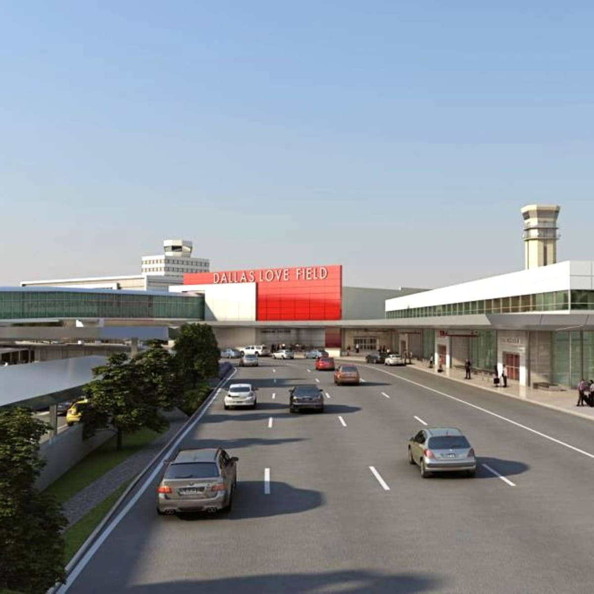 Dallas Love Field airport